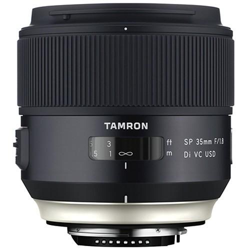 Объектив Tamron SP AF 35mm f/1.8 Di VC USD Canon EF