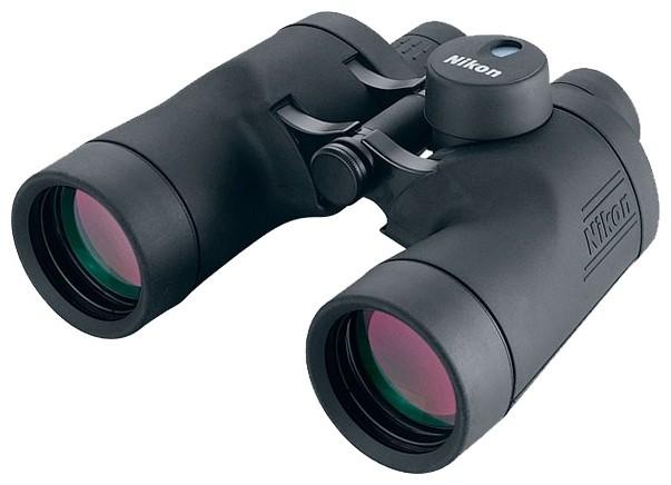 Бинокль Nikon Marine 7*50 CF WP с компасом