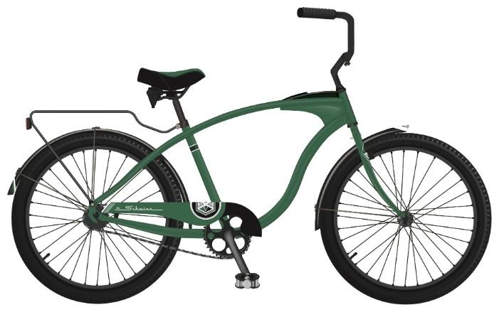 Велосипед Schwinn Mark V (2015) green
