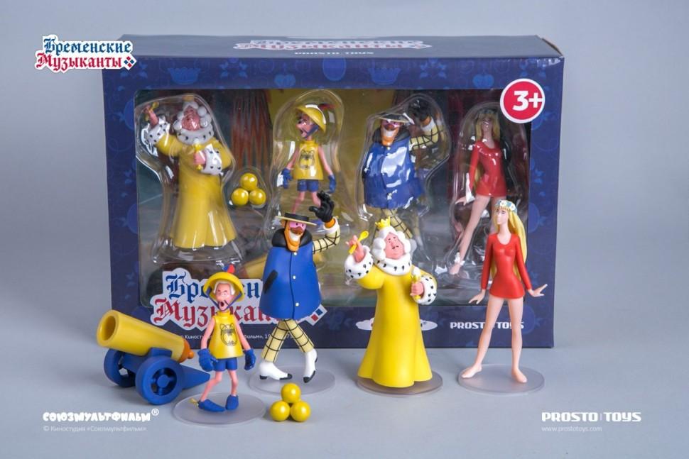 Фигурка Король Prosto toys