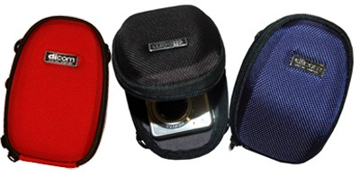 Чехол Dicom H1024 Hard case blue