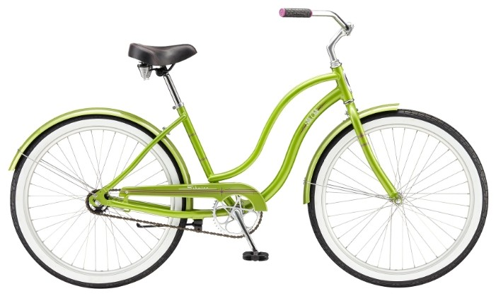 Велосипед Schwinn Slik Chik (2015) Green