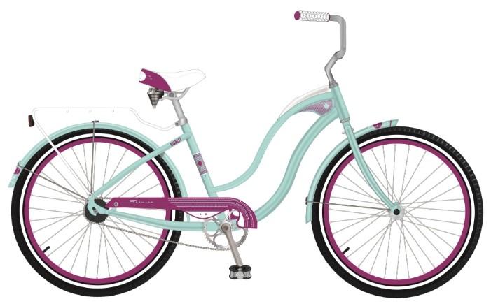 Велосипед Schwinn Starlet (2015)  Light Blue