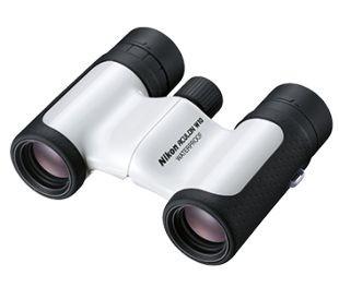 Бинокль Nikon Aculon W10 8X21 white