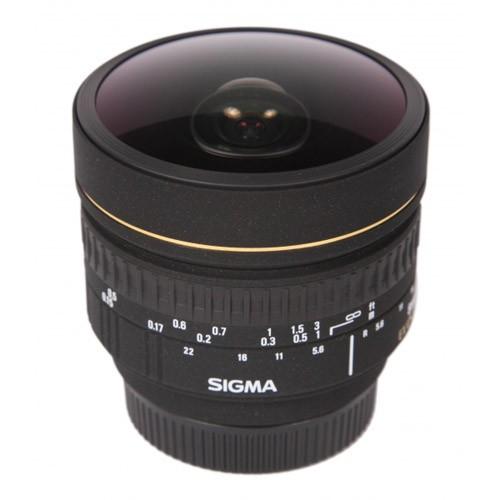 Объектив Sigma AF8/3.5 EX DG для Nikon