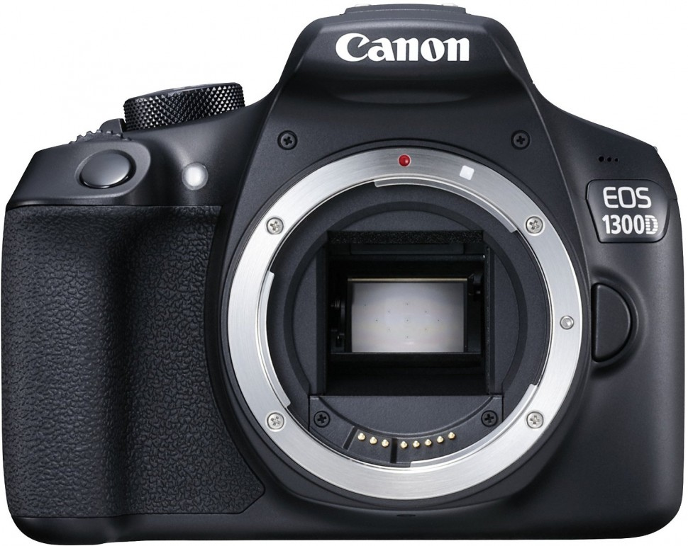 Фотоаппарат Canon EOS 1300D Kit 18-55 stm