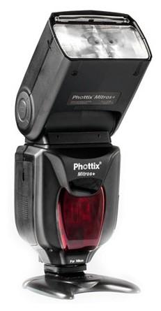Вспышка-трансивер Phottix Mitros TTL + для Nikon