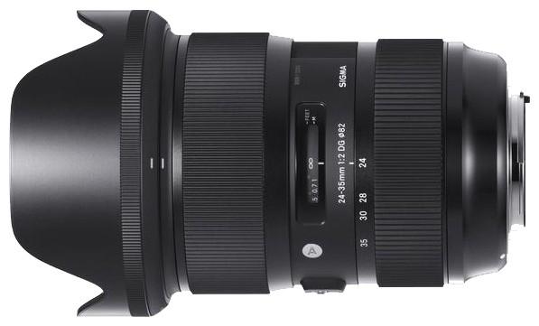 Sigma AF 24-35mm f/2 DG HSM Canon EF